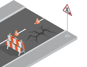 Ремонт дорог в Видном