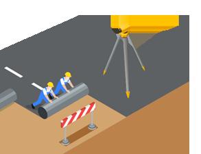 Строительство дорог в Чехове